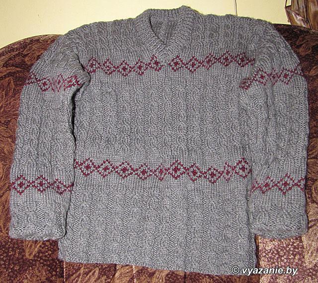 Комментарий вязаные детские свитера