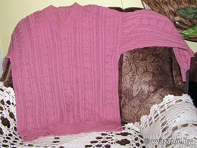Описание: Вязаные кофты, свитера и джемпера для.