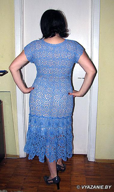 Комментарий: по вязанию. вязаные платья туники фото.